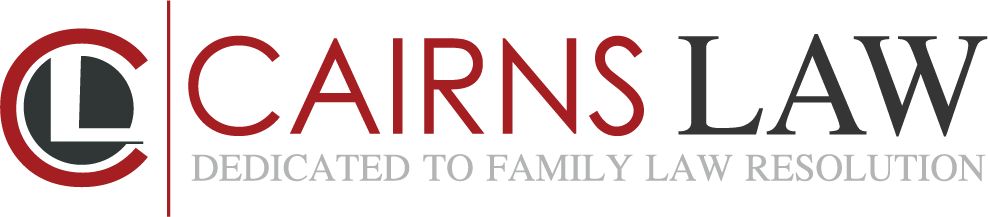 Cairns Law Dedicated To Family Law Resolution
